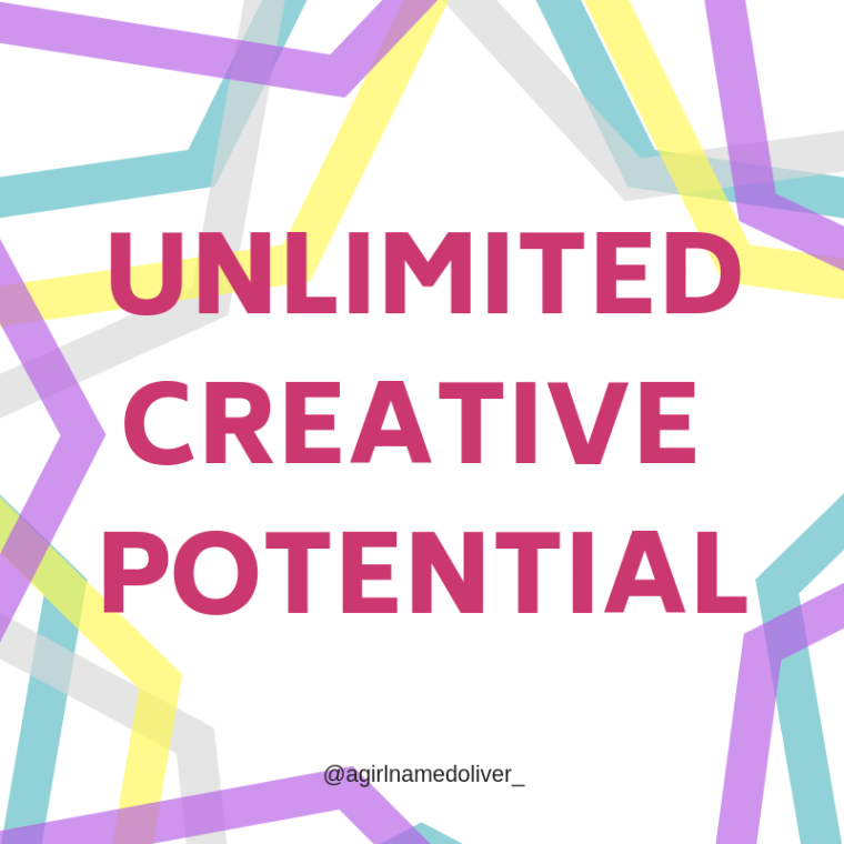 UNLIMITEDCREATIVE POTENTIAL